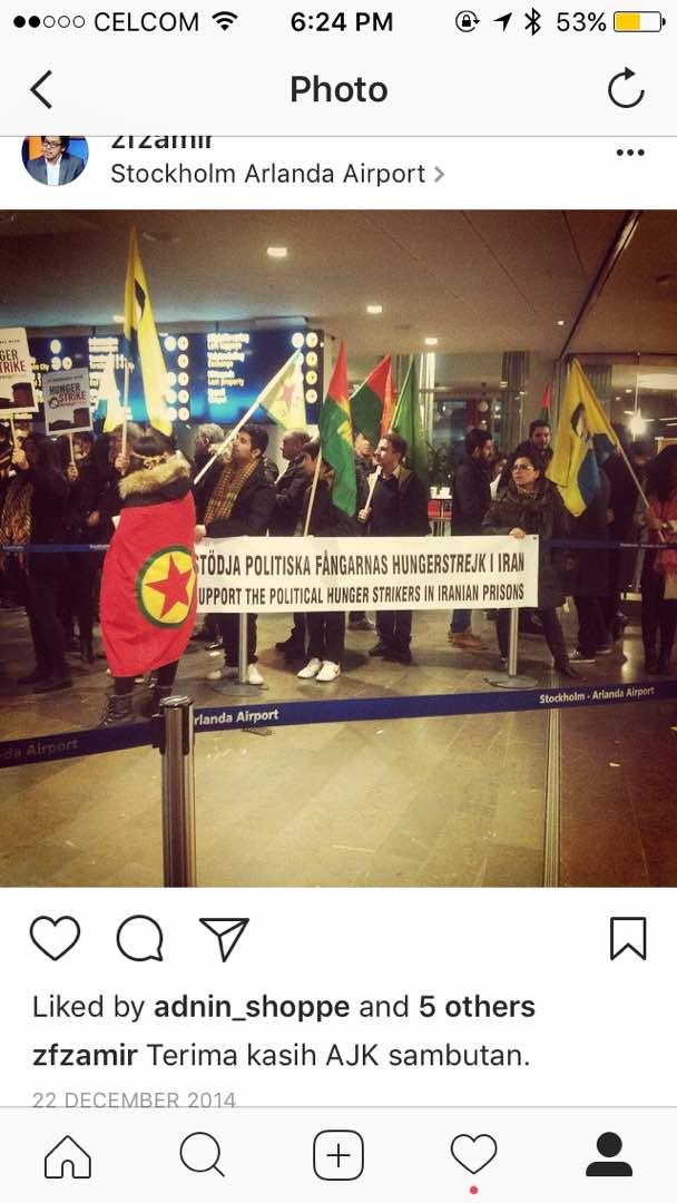Sindrom Anti-Iran di Stockholm